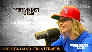 Chelsea Handler Talks Dakota Access Pipeline, Kanye West &  Masturbation