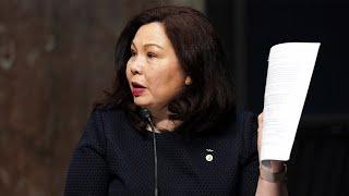Sen. Tammy Duckworth Responds to Claims She's Unpatriotic