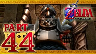 The Legend of Zelda: Ocarina of Time 3D - Part 44 - Spirit Temple - Mirror Shield