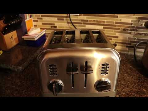 Cuisinart Toaster Review