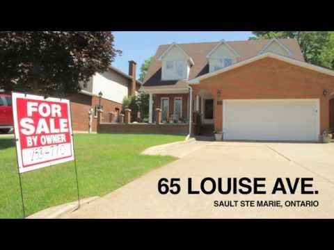 FOR SALE - 65 Louise Ave. (Sault Ste Marie, Ontario)