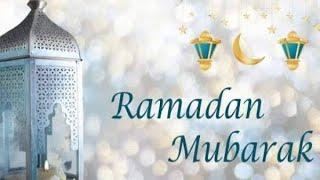Ramdan Mubarak 🥰