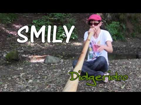 "SMILY-Didgeridoo 1st Album ""Yellow Planet"" CM"