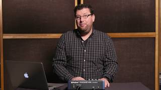 Recording via Capture with StudioLive ARc Hybrid Mixers/Audio Interfaces