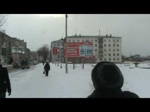 Сахалин, город Холмск, улица Советская,  Sakhalin Kholmsk City