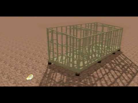 Vivienda progresiva 21 6 m youtube for Casillas de madera precios