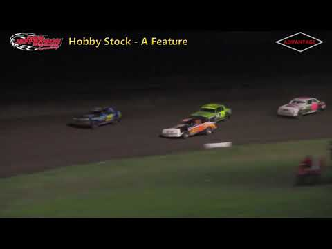 Hobby Stock Feature - Park Jefferson Speedway - 5/5/18