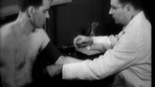 Industrial Medical Exams and Clinics During WWII 1941 USPHS