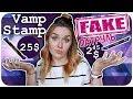Фейкпатруль - Vamp Stamp штамп для стрелок. Подделка и оригинал. Сравнение и отзыв | Дарья Дзюба