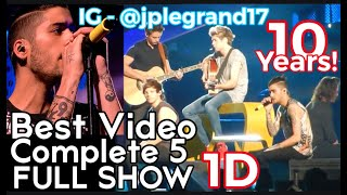One Direction -  Live In Tokyo Full Show -  02/28/15 - On The Road Again  6-Day Japan Concert Tour