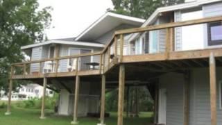 Solomons Builders, Inc. Custom Octagon House.
