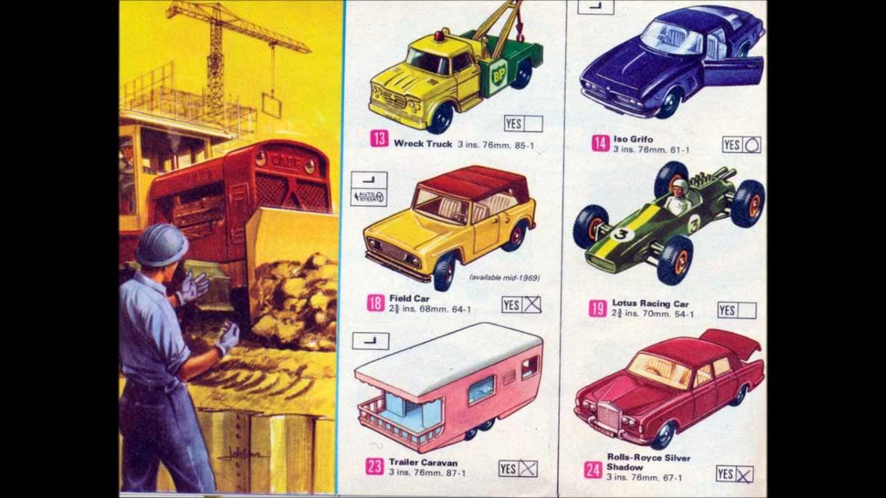 Lesney's Matchbox Catalogue International 1969