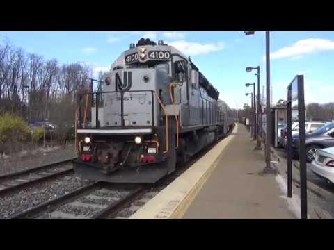 Denville Railfanning 4/18/18 Part 2