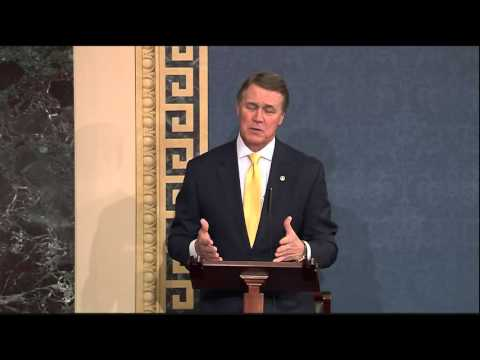 Senator David Perdue SOTU Preview Floor Speech