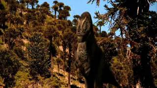 When Dinosaur Roamed America - The Lost World