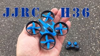 JJRC H36 Mini Quadcopter Review