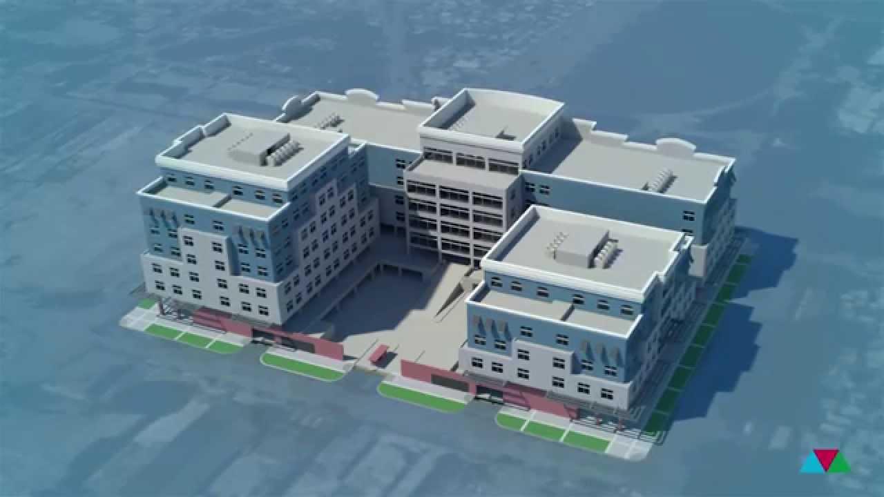 Construction 3d maison moderne for Construction 3d maison