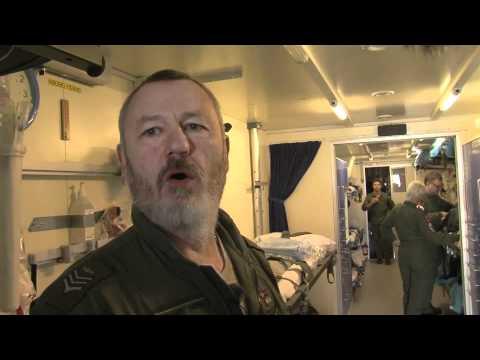 MEDEVAC Af Sårede Libyere