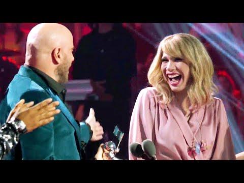John Travolta Mistakes Drag Race's Jade Jolie For Taylor Swift At VMAs