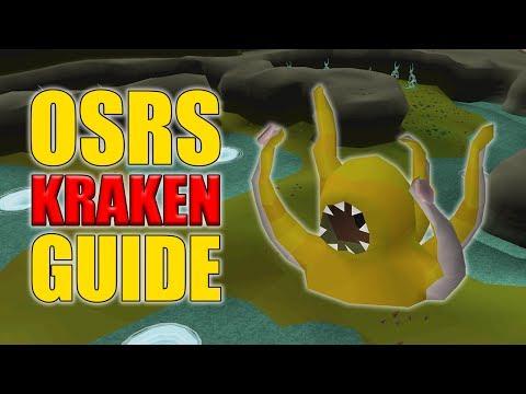 OSRS Kraken Guide W/ 200 Kills Loot (Easy OSRS Boss Series Episode 4)