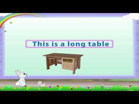 Learn Grade 1 - English Grammar - Adjectives