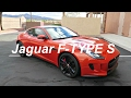 Jaguar F-TYPE S | How To Cook | Spring Break Destination