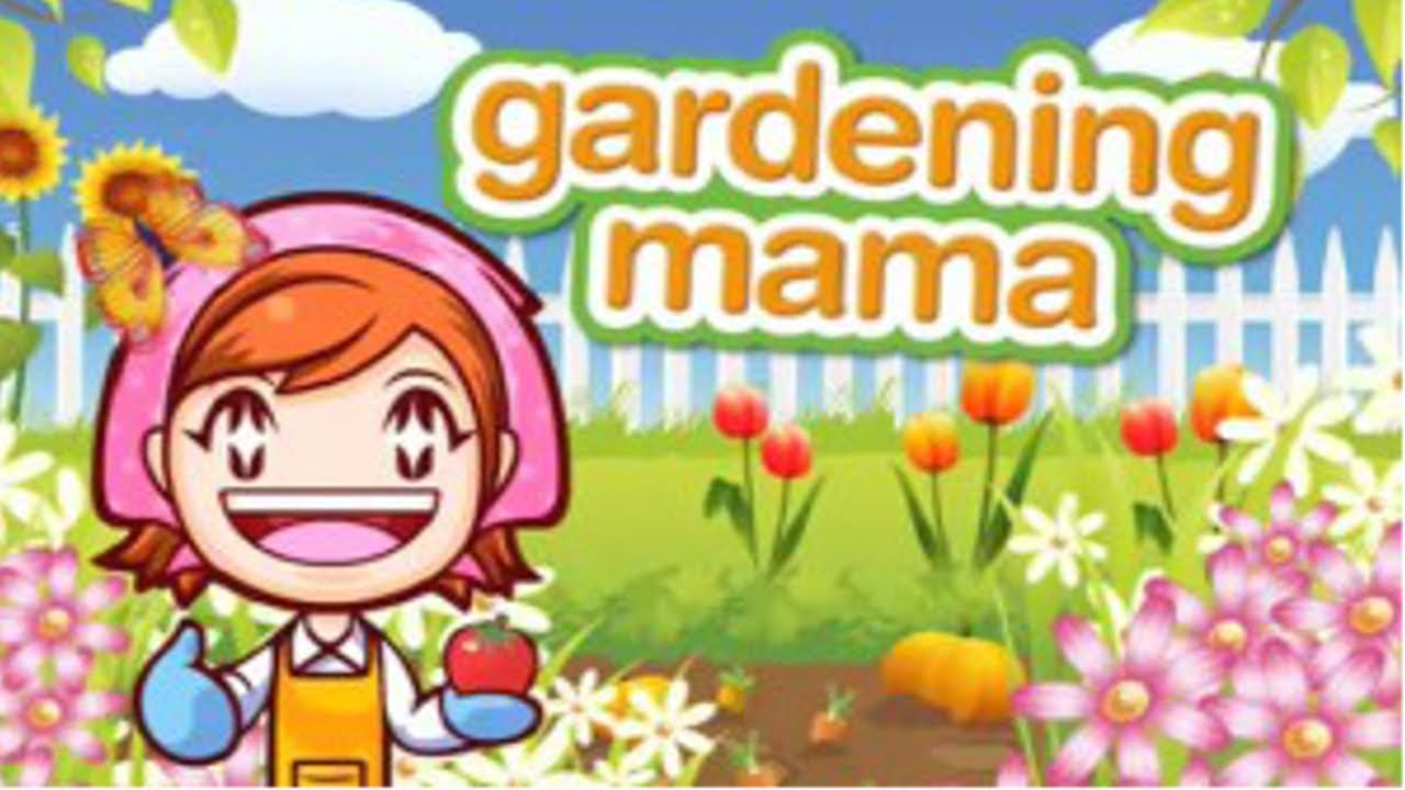 Gardening Mama Reviews Juegos Nintendo Ds Youtube