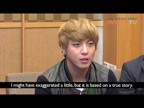 Yong Hwa: All break ups are hard (CNBlue Pt 1)