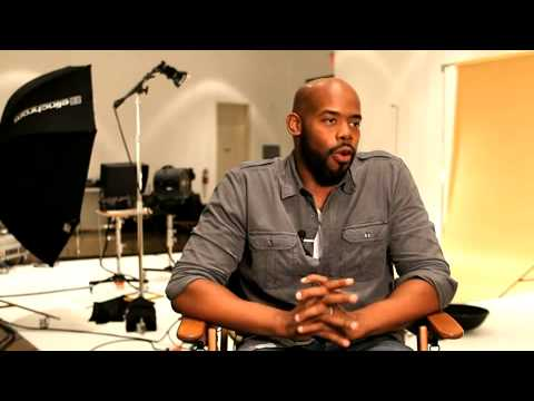 AMBER RILEY BEHIND THE SCENES WITH DEREK BLANKS FOR ESSENCE MAGAZINE