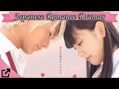 Top Japanese Romance Dramas 2015 (All The Time)
