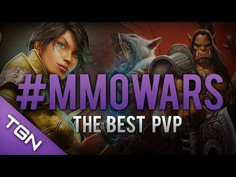 #MMOWARS : The Best PvP