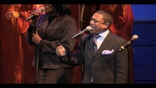 Donnie McClurkin - Great Is Your Mercy - Gospel Festival de Paris 2010