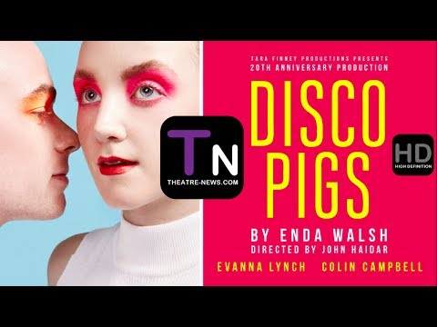 Disco Pigs I Trailer I Theatre-News.com