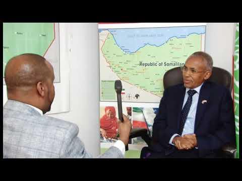 WAREYSI XEESO BADAN LEH WASIIRKA ARRIMAHA DIBADA EE SOMALILAND