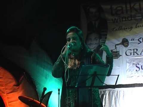 Waqt Ney Kiya - Geeta Dutt Classic Jayanti Mukeree Happening Communications Ahmedabad