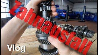Zahnverlust für WRX l Getriebe Reparatur l Vlog l Subi-Performance