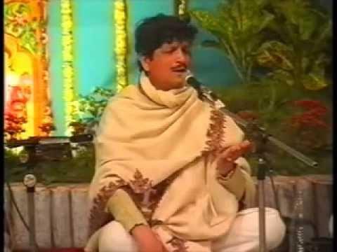 Gheyi Chand Makarand - Arun Apte (Shri Mataji Birthday 1998 New Delhi) Sahaja Yoga Marathi Song Raga