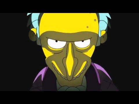 """Самые коварные планы мистера Бёрнса из """"Симпсонов"""""""