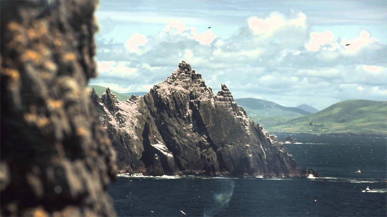 la isla skellig michael en irlanda patrimonio de la humanidad por la unesco youtube