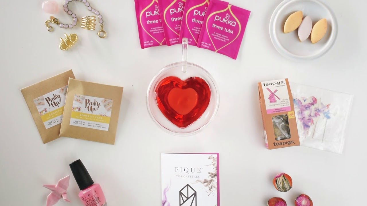 The Best Tea Subscription Box - Personalized to your Preferences