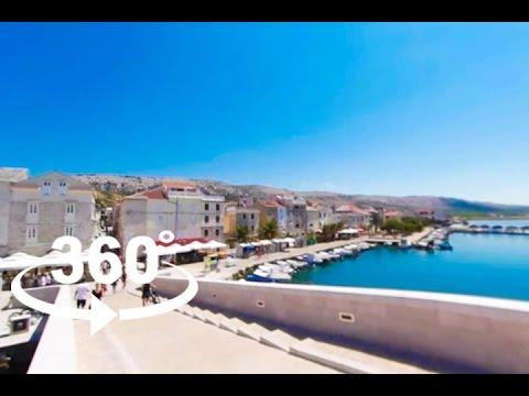 PAG — CROATIA | 360º VR | Pointers Travel