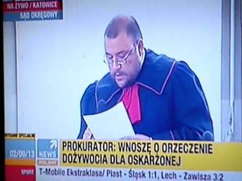 Mowa Końcowa Prokuratora W Sprawie Zabójstwa Madzi Waśniewskiej.