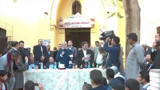 مؤتمر الفريق احمد شفيق بكفر ابوزايد