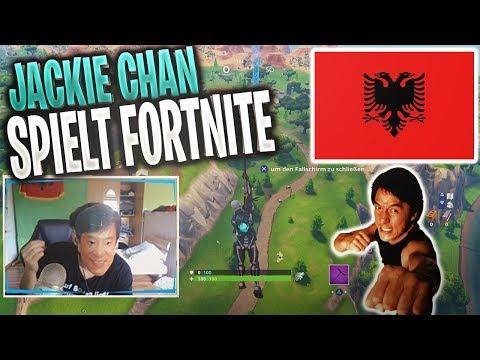 Wenn Jackie Chan Albaner wäre... Fortnite Edition 😂#2| Bardhosh