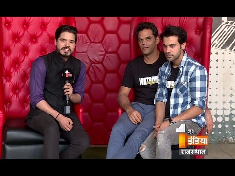 Interview of Rajkumar Rao on his upcoming movie thriller film, 'TRAPPED' |  Vikramaditya Motwane's