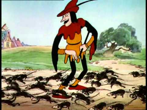 Disney's (1933) The Pied Piper