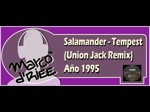 Salamander - Tempest (Union Jack Remix) - 1995