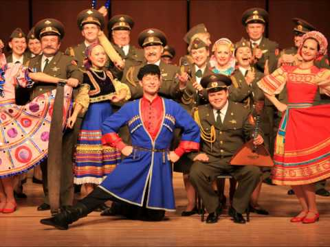 The Golden Ring feat. Nadezhda Kadisheva - Korobeiniki (Korobushka) - Russian Folk