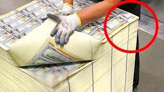 Посмотрите, Как Делаются Деньги на Самом Деле