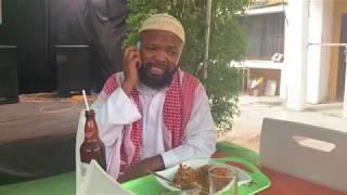 ALHAJI MUSA IN A FLEXING MODE (Nedu Wazobia FM)